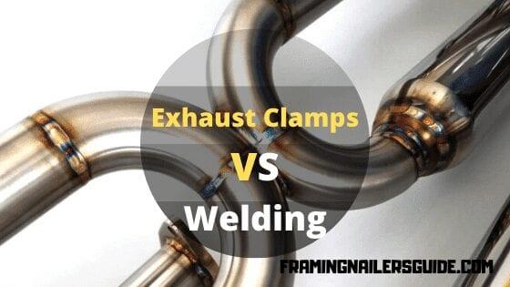 Exhaust Clamps VS Welding