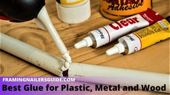Best Glue for Plastic: Strongest & Heavy-duty Adhesive