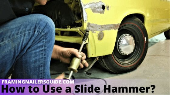 How to Use a Slide Hammer