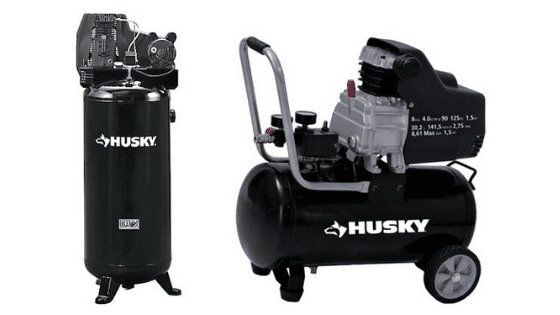 Husky Gas and Electric Powered Tools