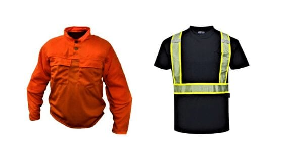 Safety Shirts and T-shirts