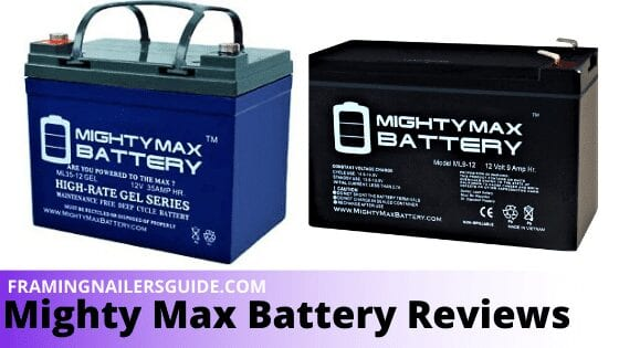 Mighty Max Battery Review