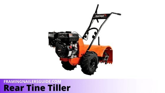 What is a Rear Tine Tiller? - Its Uses, Benefits, and Pitfalls
