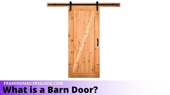 What is a Barn Door and its Uses