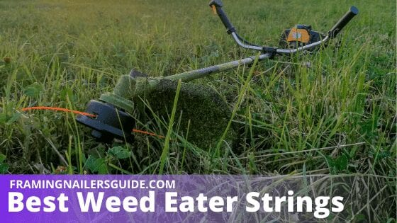 What is the Best Weed Eater String